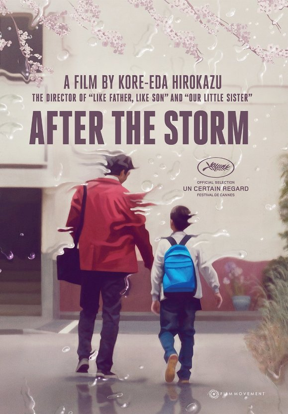 Sinopsis Film Jepang 2016:  After the Storm / Umi Yorimo Mada Fukaku