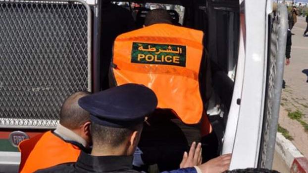 أمن مراكش يعتقل شابا وبحوزته أزيد من كيلوغرامين من مخدر الشيرا بمحطة القطار