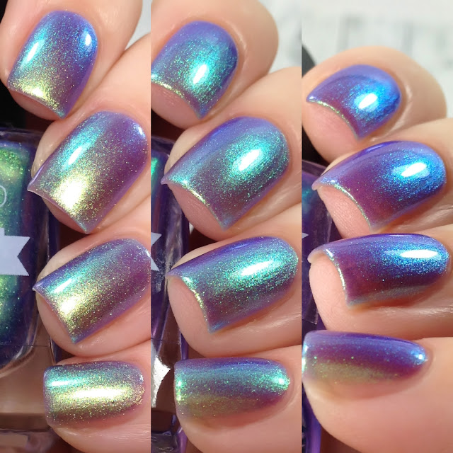 Lollipop Posse Lacquer-All Things Go