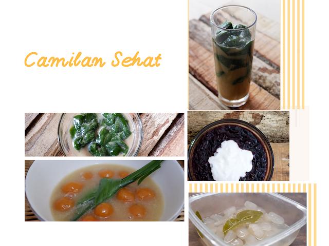 5 Resep Camilan Sehat