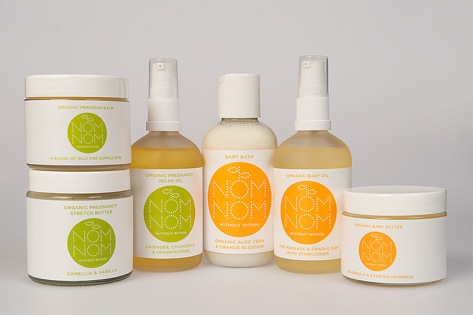 Nom Nom skincare: Body oil