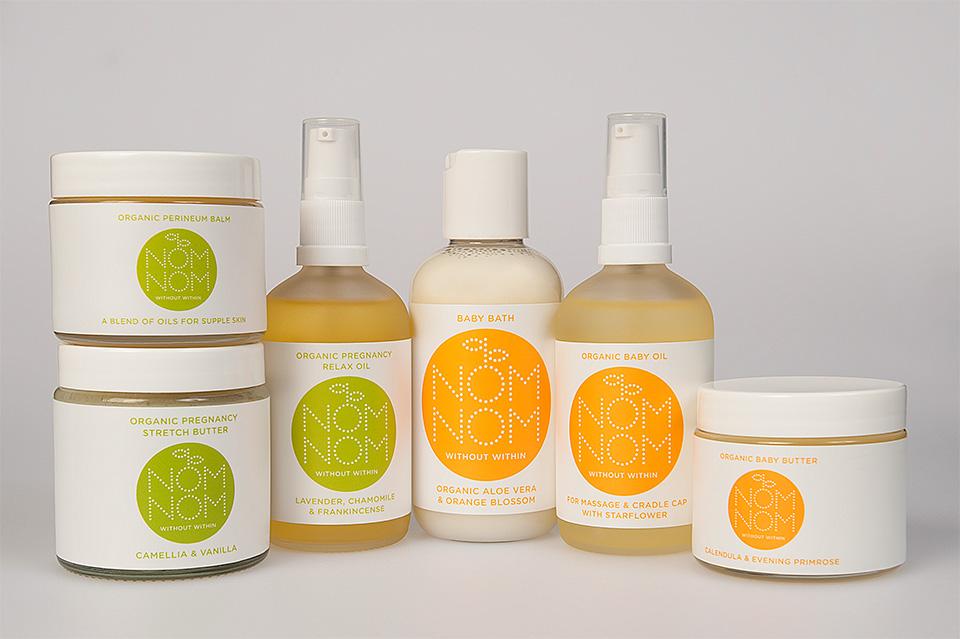 Nom Nom skincare: Body oil