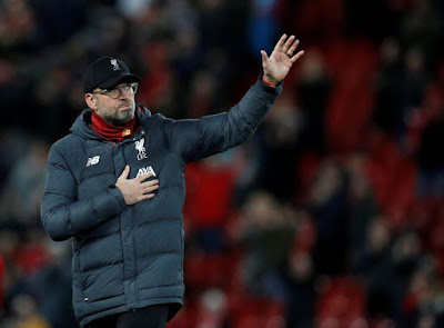 Liverpool's history not a burden anymore, says Klopp