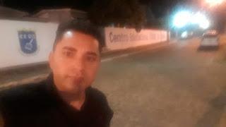 Ex-secretário de comunicação da cidade de Duas Estradas Valmir Cezar é deixado em Guarabira apos provas do Enem