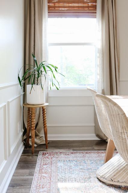 Box Trim and Chair Rail DIY Tutorial