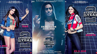 SOTY2 HD Wallpapers