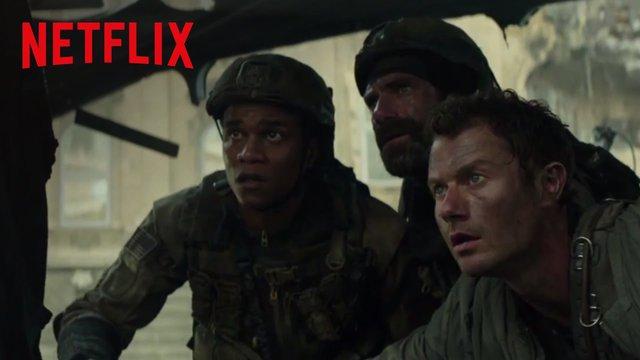 Trailer: Spectral