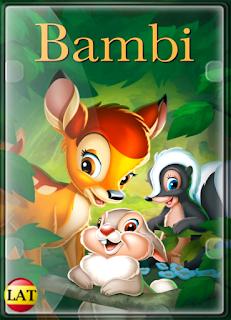 Bambi (1942) DVDRIP LATINO