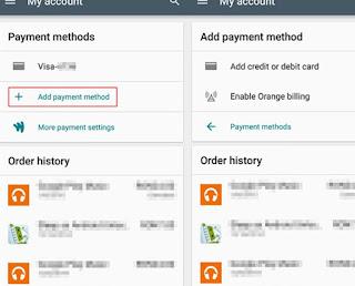 Cara Ganti Metode Pembayaran Google Play