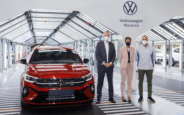 VW Taigo, Nivus europeu, começa a ser produzido na Espanha