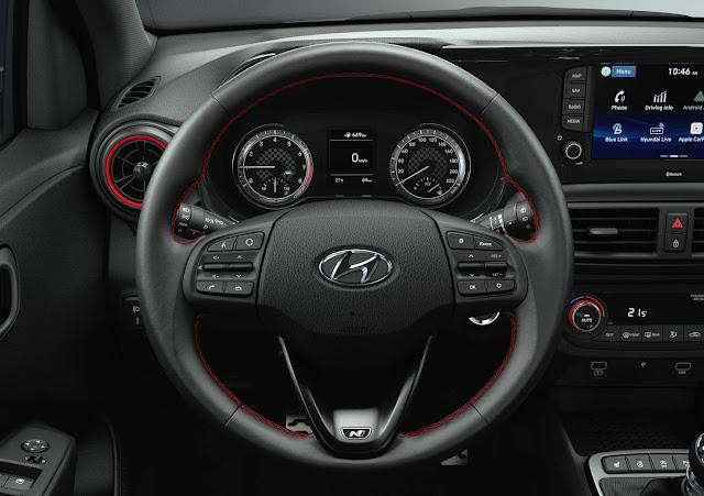 Hyundai i10 N Line 2020: visual esportivo e motor 1.0 turbo
