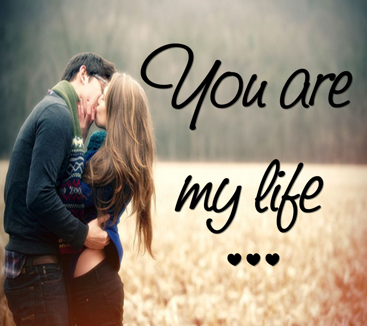 Amazing Images Of Love Couples In Rain With Quotes