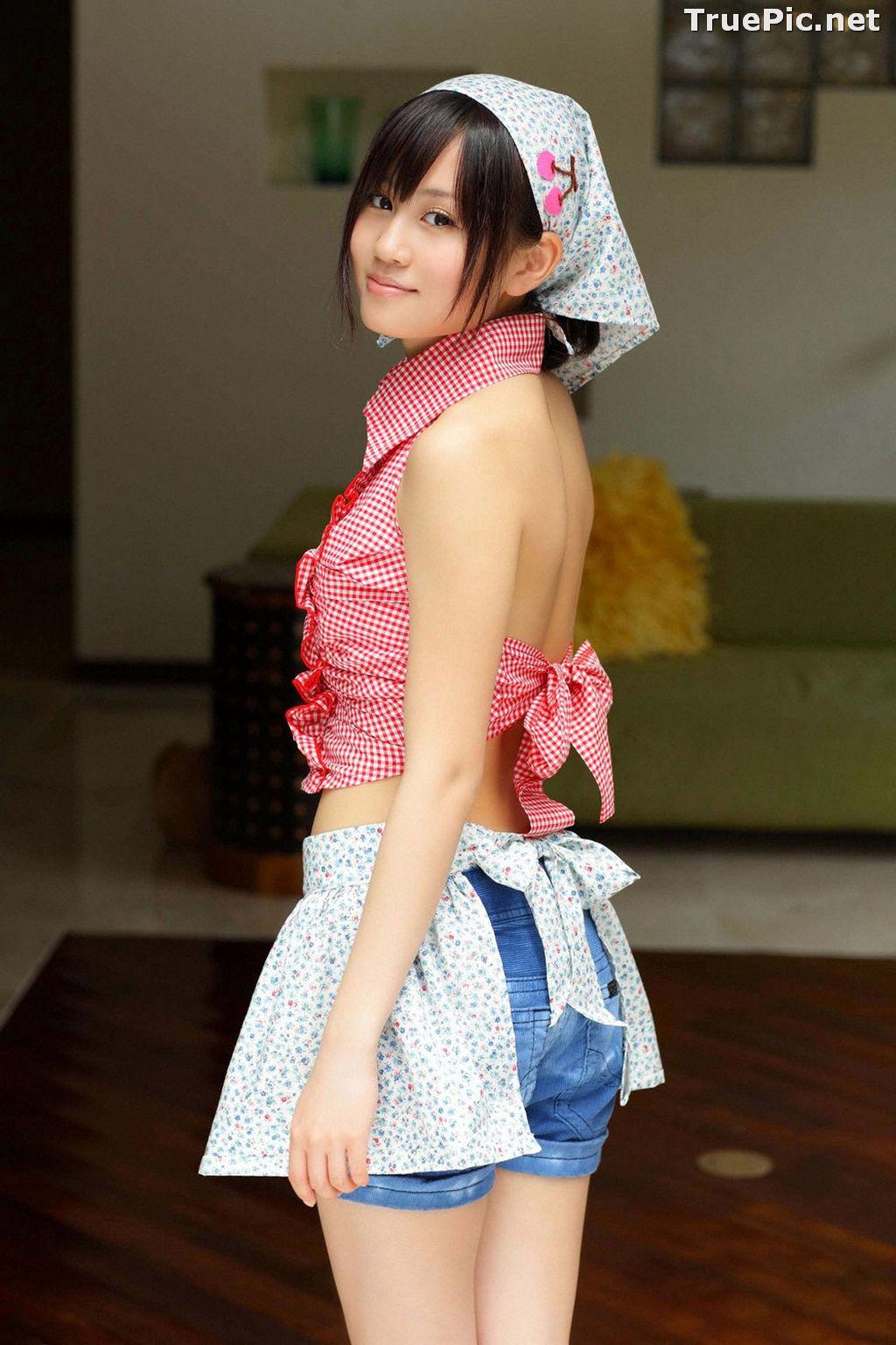 Image [YS Web] Vol.330 - Japanese Actress and Singer - Maeda Atsuko - TruePic.net - Picture-2