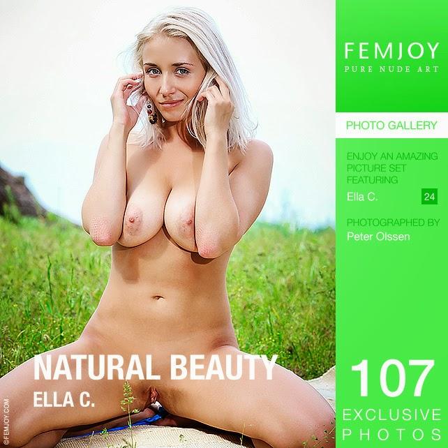 Femjoy01-23 Ella C - Natural Beauty 11020
