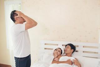 Istriku Berselingkuh - Apa Yang Harus Aku Lakukan?
