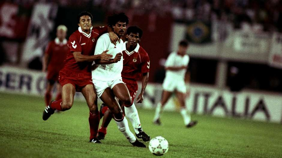 354b3d9c6b66a Final Taça dos Campeões Europeus 1990  SL Benfica vs AC Milan