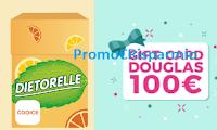 Logo Il tuo momento speciale : vinci 43 Gift card Douglas da 100€