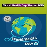 World Health Day 2019 Theme