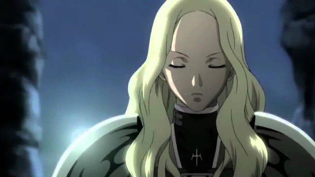 Claymore anime Teresa