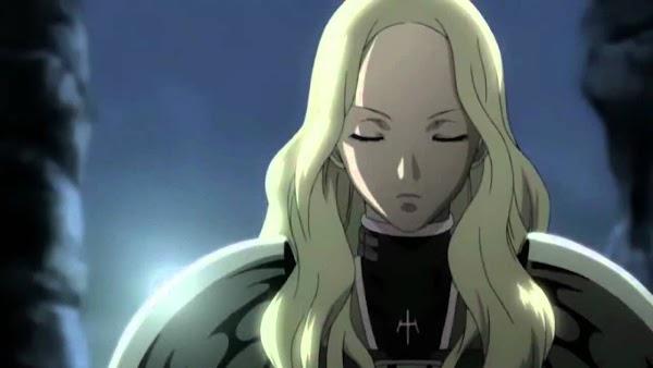 Conoce a Teresa del Anime Claymore