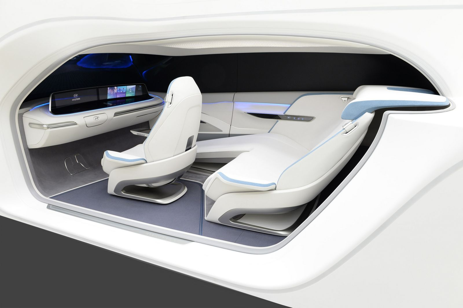 CES 2017: Hyundai's Healthcare Cockpit Will Monitor And Relieve Your Stress Levels   Carscoops
