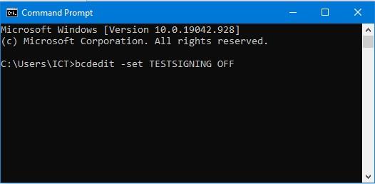 Cara Menghilangkan Watermark Test Mode di Windows 10