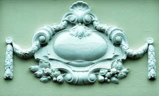 Detalhe da Fachada do Casarão Villa Kerbs - Arroio do Meio (RS)