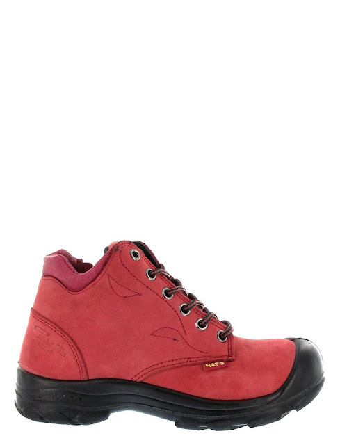 zapatos de seguridad para la nieve