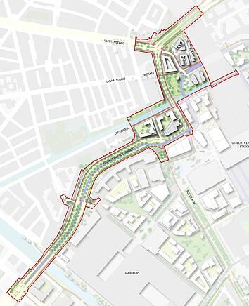هولندا .. مشروع جديد سيجعل من أحد اجزاء مدينة اوتريخت أكثر جمالاً وتنظيماً