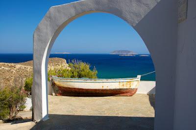 anafi grecia spiagge