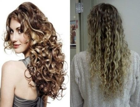 loose perms long hair Is Compatible with Any time