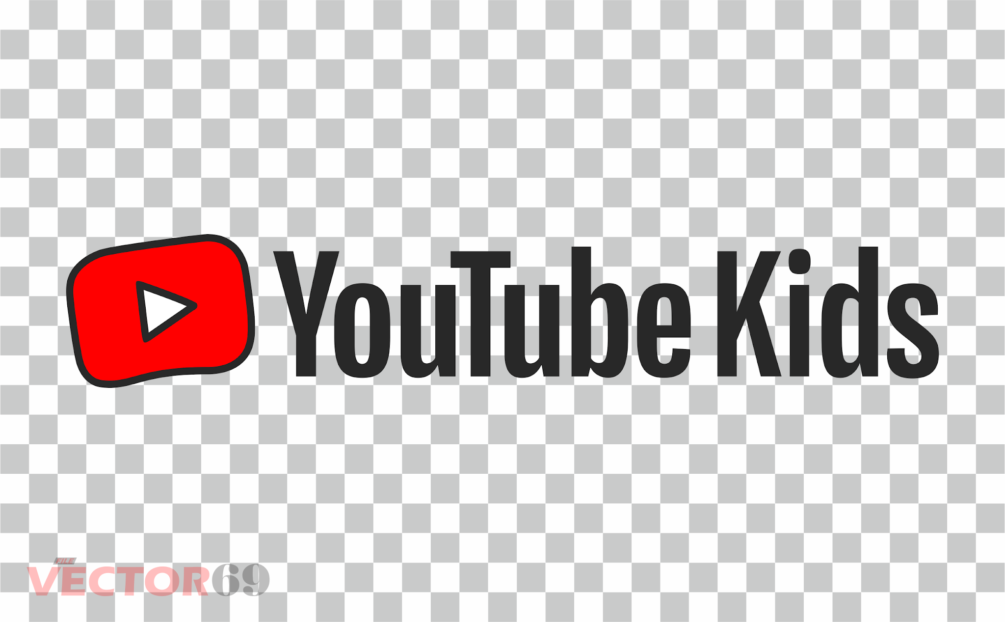Youtube Kids Logo - Download Vector File PNG (Portable Network Graphics)
