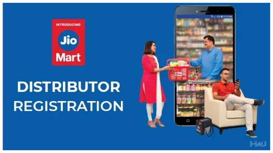 JioMart Distributor Registration