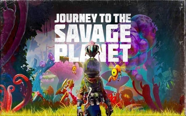تحميل لعبة Journey to the Savage Planet