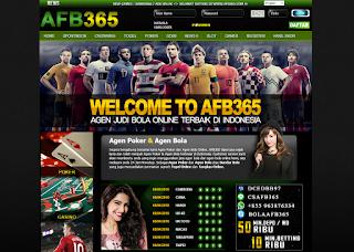 AFB365 Agen Judi Bola, Bandar Bola Terbesar dan Terpecaya