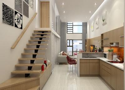 Căn hộ 1PN chung cư mini Minh Đại Lộc 4 đang bán chỉ hơn 400tr/căn