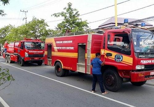 Cara Menghubungi Pemadam Kebakaran Jakarta Pusat 24 Jam