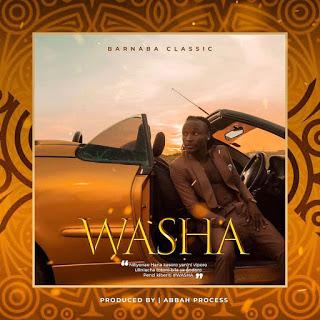 AUDIO | washa Instrumental Barnaba - Washa | Download New song