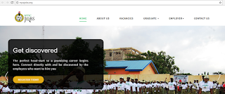 NYSC launches job portal in Lagos