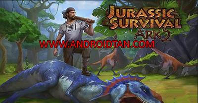 Jurassic Survival Island Ark 2 Evolve Mod Apk v1.0.3 Unlimited Terbaru