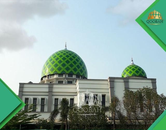 Penjual Kubah Masjid Yang Berkualitas dan Murah
