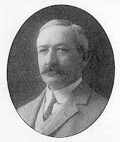 J. J. Bentley Secretary of Turton F.C. 1882-3