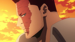 ヒロアカ 5期アニメ   エンデヴァー Endeavor   轟炎司 Todoroki Enji   僕のヒーローアカデミア My Hero Academia