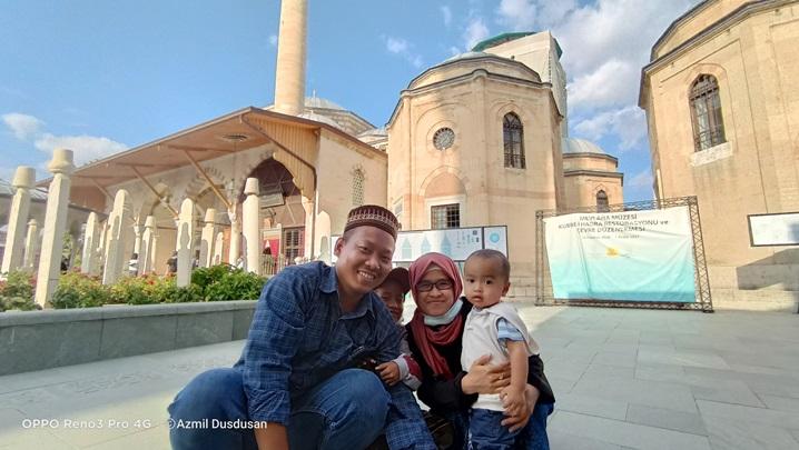 Jalan-jalan Ke Turki Ke Makam Jalaluddin Rumi Tour Wisata Ke Turki Indah Mantap Jiwa