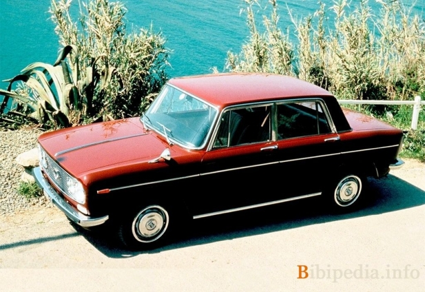 Популярные автомобили Lancia 60-х годов- Berlina, Coupe, Sport