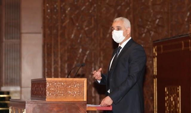 وزير الصحة يطمئن المغاربة ويكشف آخر المعطيات حول الحالة الوبائية بالمملكة