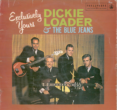 Dicky Loader And The Blue Jeans - Exclusively Yours (1963)