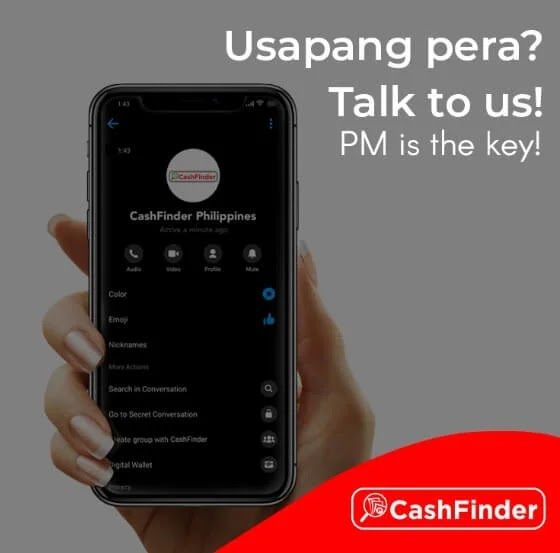 Meet Your New Financial Buddy, Cash Finder PH!