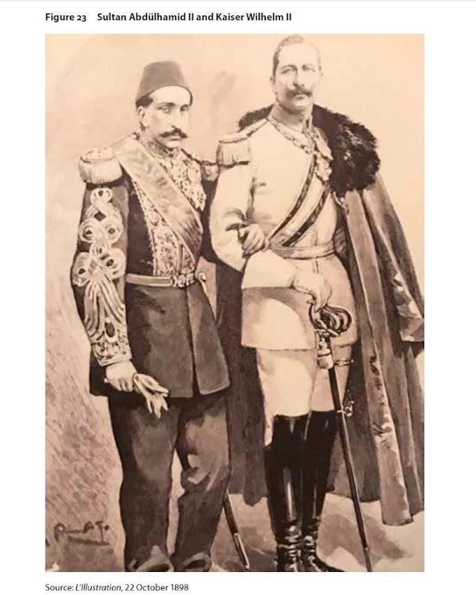 Οι γερμανοί, οι αιώνιοι φίλοι και σύμμαχοι της τουρκίας