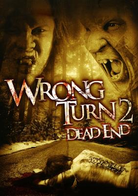 【如影隨形】: 鬼擋路2 致命彎道2-Wrong Turn 2: Dead End